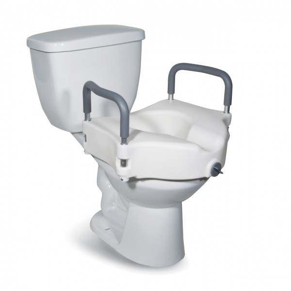 Elevated Toilet Seat
