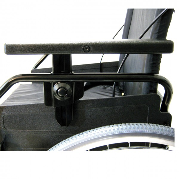Height and Length adjustable Armrests