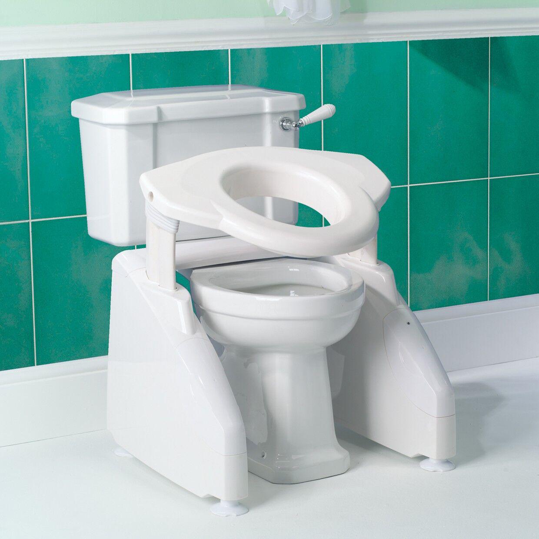 Solo Toilet Lift Raised Toilet Seats Amp Frames Bath