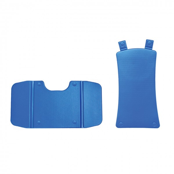 Bellavita Comfort Blue Cover Set